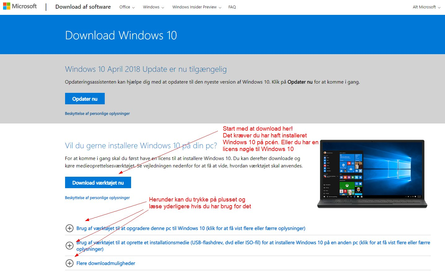 Download gratis windows 10