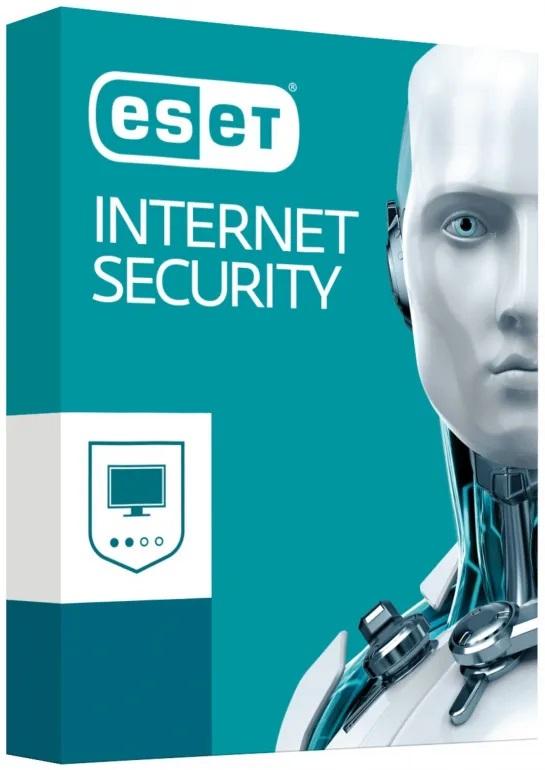 Køb bedste antivirus - Eset Internet Security - Til billige priser